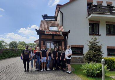 Wycieczka naszych hotelarzy 😉 do lokalnych pensjonatów
